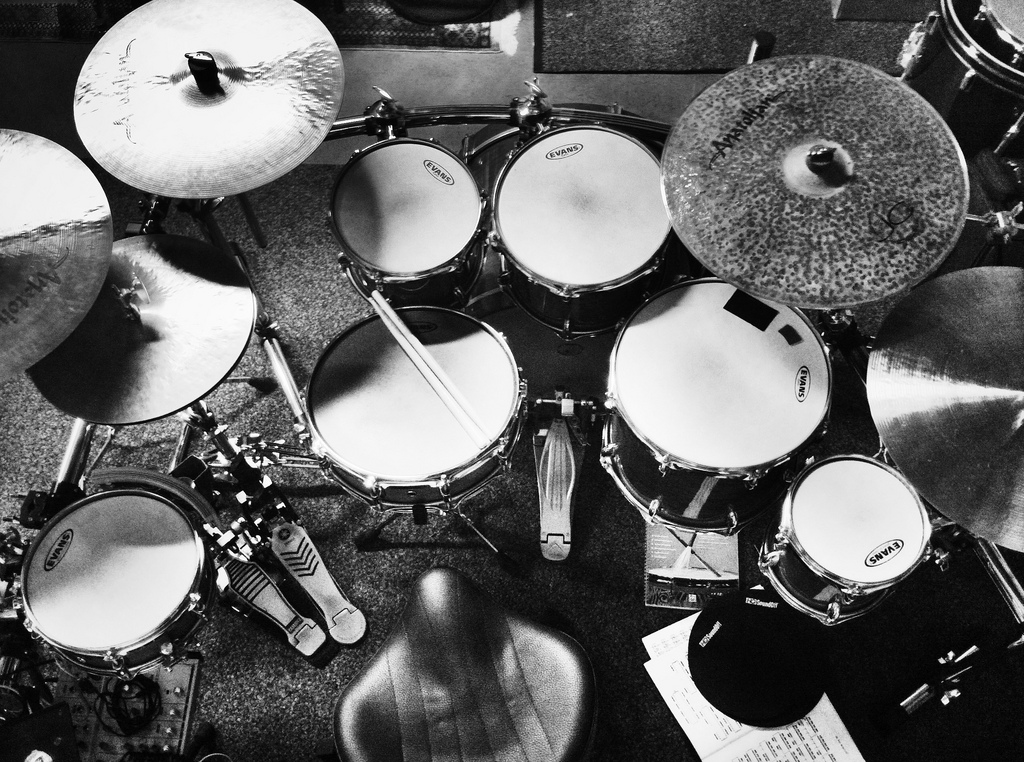 TRR60 The Glyn Johns Drum Recording Method